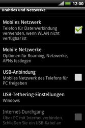 HTC A310e Explorer - MMS - Manuelle Konfiguration - Schritt 5