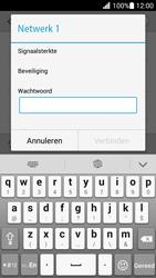 Huawei Ascend G630 - wifi - handmatig instellen - stap 7