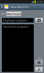 Samsung Galaxy S2 mit Android 4.1 - MMS - Erstellen und senden - 11 / 22