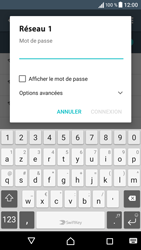 Sony Xperia XA - WiFi - Configuration du WiFi - Étape 9