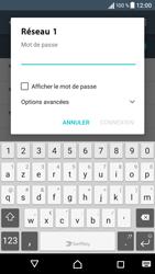 Sony Sony Xperia E5 (F3313) - Wi-Fi - Accéder au réseau Wi-Fi - Étape 7