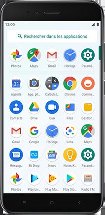 Xiaomi Redmi S2 - Internet - Configuration manuelle - Étape 3