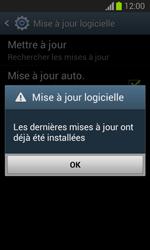Samsung Galaxy Trend Lite - Logiciels - Installation de mises à jour - Étape 8