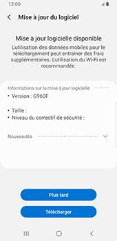 Samsung Galaxy S9 Android Pie - Appareil - Mises à jour - Étape 8