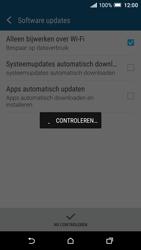 HTC One A9 - Software updaten - Update installeren - Stap 6