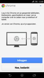 Sony Xperia E4g (E2003) - Internet - Hoe te internetten - Stap 5