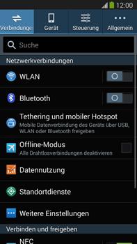 Samsung Galaxy Note III LTE - Software - Installieren von Software-Updates - Schritt 5