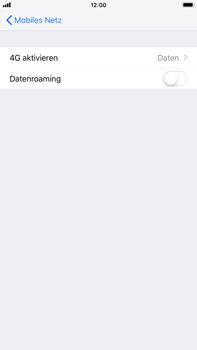 Apple iPhone 7 Plus - iOS 12 - Netzwerk - Netzwerkeinstellungen ändern - Schritt 5