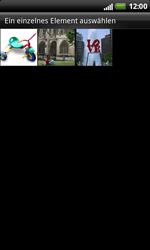 HTC Sensation XL - MMS - Erstellen und senden - 0 / 0