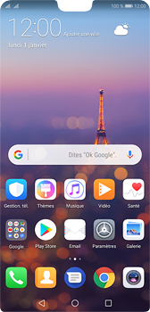 Huawei P20 - Troubleshooter - Applications - Étape 10