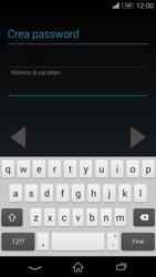 Sony Xperia Z3 Compact - Applicazioni - Configurazione del negozio applicazioni - Fase 12