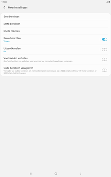 Samsung galaxy-tab-a-10-5-sm-t595-android-pie - SMS - Handmatig instellen - Stap 7