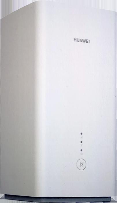 Huawei B628 - Premiers pas - Configurer l