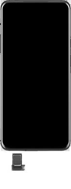 OnePlus 7 Pro - Premiers pas - Insérer la carte SIM - Étape 4