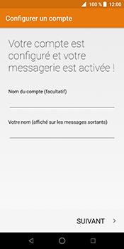 ZTE Blade V9 - E-mail - Configuration manuelle - Étape 24
