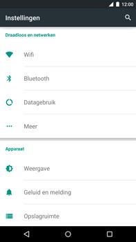 Motorola Nexus 6 - Wifi - handmatig instellen - Stap 4