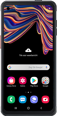 Samsung galaxy-xcover-pro-sm-g715fn - Internet - Handmatig instellen - Stap 30