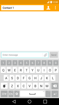 LG H815 G4 - MMS - Sending a picture message - Step 8