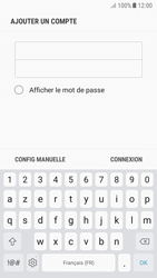 Samsung A520F Galaxy A5 (2017) - Android Nougat - E-mail - Configuration manuelle - Étape 8