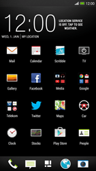 HTC One Max - Applications - How to check for app-updates - Step 3