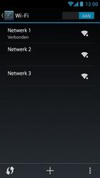 Acer Liquid Z5 - WiFi - verbinding maken met WiFi - Stap 8