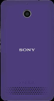 Sony Xperia E1 - SIM-Karte - Einlegen - 10 / 12