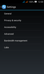 Huawei Y3 - Internet - Manual configuration - Step 24