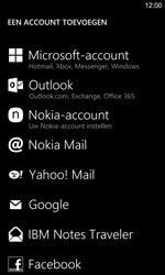 Nokia Lumia 925 - E-mail - e-mail instellen: IMAP (aanbevolen) - Stap 6