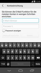 Huawei Ascend P7 - E-Mail - Konto einrichten (yahoo) - 6 / 12