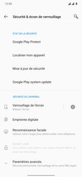 OnePlus 7T Pro - Sécuriser votre mobile - Activer le code de verrouillage - Étape 5