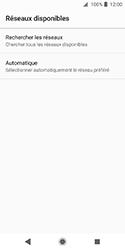 Sony Xperia XZ2 Compact - Réseau - Sélection manuelle du réseau - Étape 7