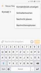 Samsung G920F Galaxy S6 - Android M - MMS - Erstellen und senden - Schritt 15