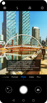 Huawei Nova 5T - Photos, vidéos, musique - Prendre une photo - Étape 6