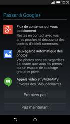 HTC Desire 816 - Premiers pas - Créer un compte - Étape 21