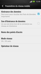 HTC One - Réseau - Activer 4G/LTE - Étape 5