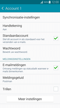 Samsung Galaxy Note 4 4G (SM-N910F) - E-mail - Instellingen KPNMail controleren - Stap 11