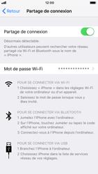 Apple iPhone 7 - iOS 12 - Internet - Configurer un point d'accès mobile - Étape 8