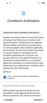 Huawei Nova 5T - Premiers pas - Configuration de l