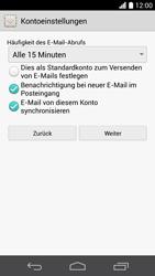 Huawei Ascend P6 LTE - E-Mail - Konto einrichten (outlook) - 8 / 12