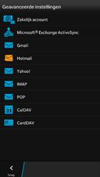 BlackBerry Z30 - e-mail - handmatig instellen - stap 7
