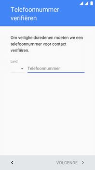 OnePlus 3 - Applicaties - Account instellen - Stap 7