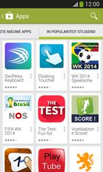Samsung Galaxy S3 Mini Lite - apps - app store gebruiken - stap 12
