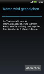 HTC One SV - Apps - Konto anlegen und einrichten - 13 / 18