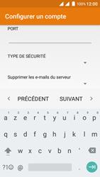 Wiko Freddy - E-mails - Ajouter ou modifier un compte e-mail - Étape 17
