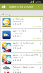 Samsung Galaxy Express - Apps - Installieren von Apps - Schritt 12