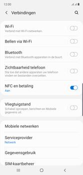 Samsung Galaxy Note 10 - internet - mobiele data managen - stap 5