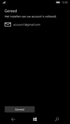 Microsoft Lumia 650 - E-mail - e-mail instellen: POP3 - Stap 17