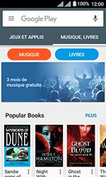 Alcatel U3 - Applications - Télécharger une application - Étape 7