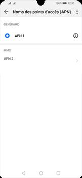 Huawei Y6 (2019) - MMS - Configuration manuelle - Étape 15