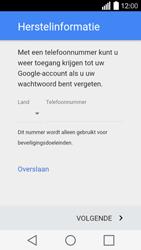 LG Leon 3G (H320) - apps - account instellen - stap 8